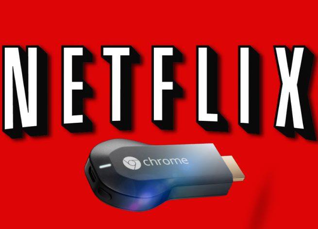 Schau Dir US-Amerikanisches Netflix Auf Chromecast