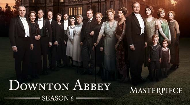 Watch Downton Abbey Free Online Season 6 on ITV