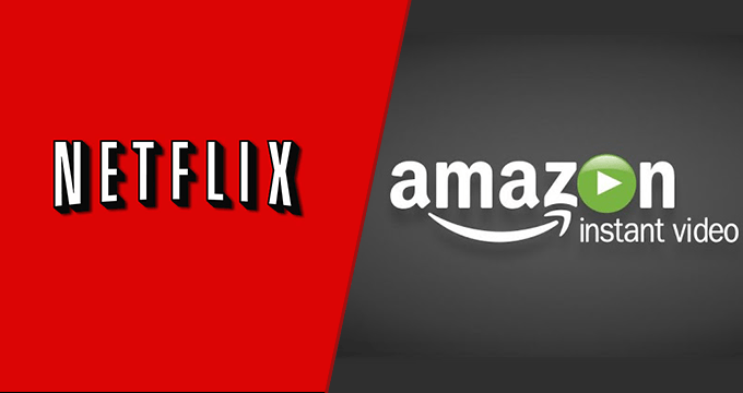 Netflix vs Amazon Prime Video 2017 Review