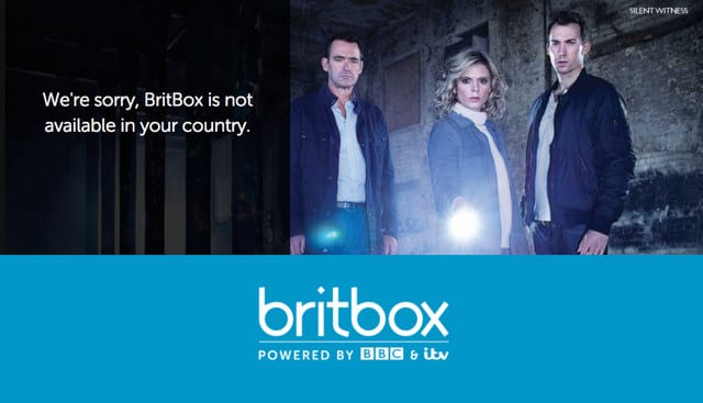 How to Watch BritBox outside USA