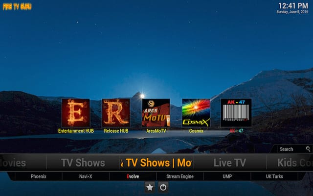 How to Install Fire TV Guru on Kodi