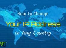 How to Change Your IP Address to Another Country