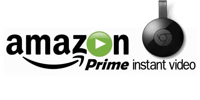 How to Watch Amazon Prime Video on Chromecast