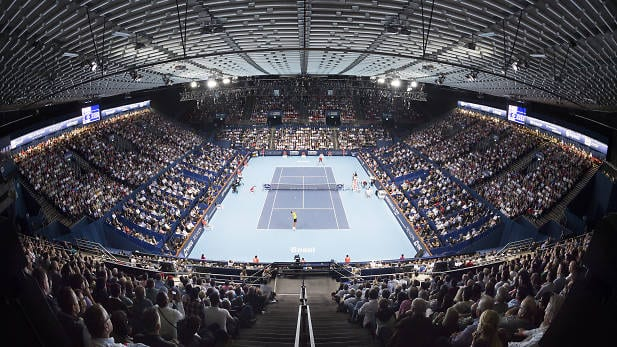 Watch Swiss Indoors 2019 Live Stream