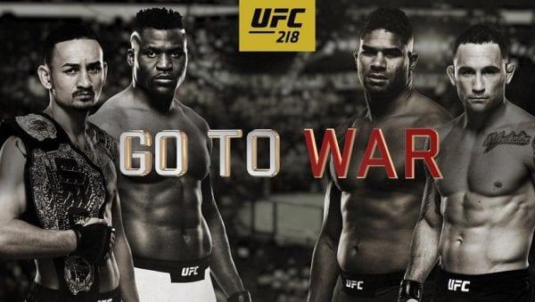 How to Watch UFC 218 Live Stream Online?