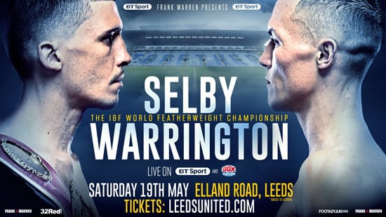 How to Watch Selby vs Warrington Live Online?