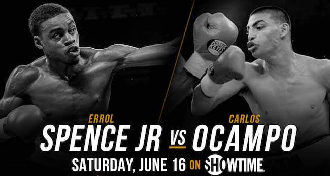 How to Stream Spence vs. Ocampo Live Online?