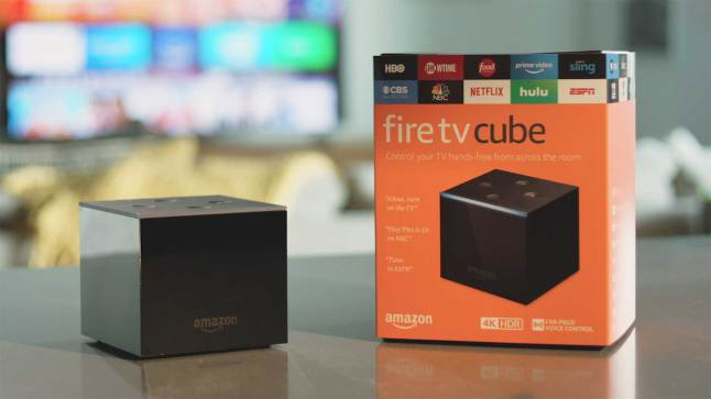 How to install VPN on Fire TV Cube