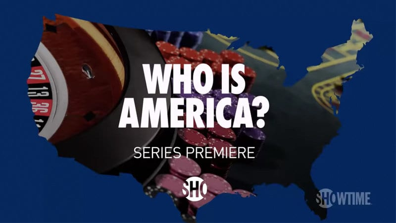 How to Watch Who Is America? Live Stream Online