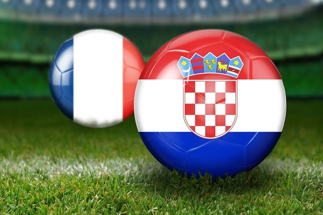 How to watch France vs Croatia live online