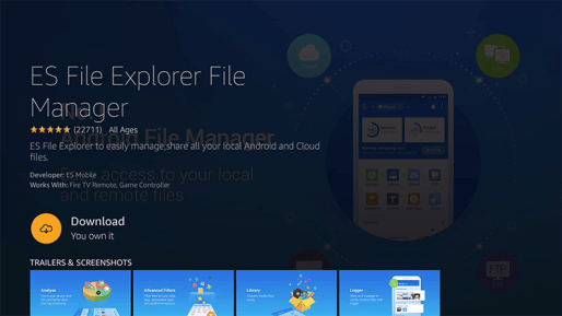 Download FIle Explorer