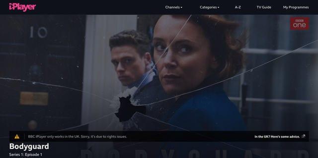 Beebs- Watch BBC iPlayer, ITV & C4 Abroad