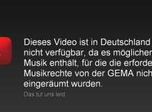 Youtube-Videos in Deutschland mit VPN Entsperren