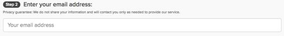 Enter a Valid IP Address