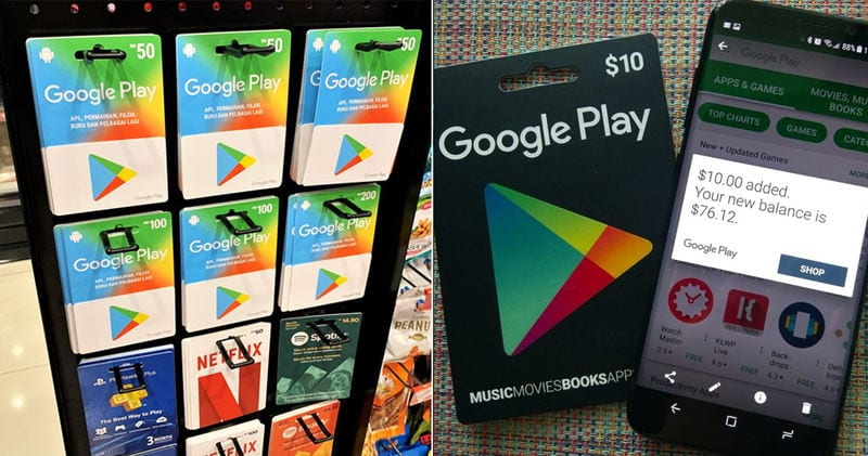 How to Redeem Google Play Store Code Outside the US