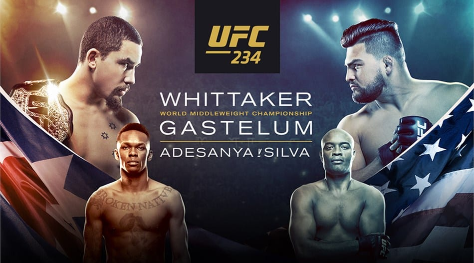 How to Watch UFC 234 Live Online