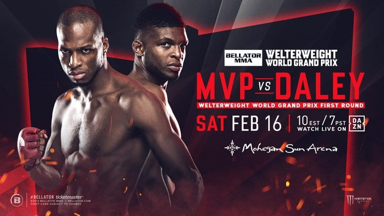 How to Watch MVP vs. Daley Live Online