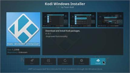 Kodi Installer