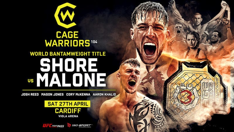 How to Watch Cage Warriors 104 Live Online