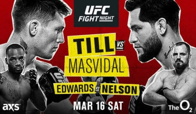 How to Watch UFC Fight Night 147 Live Online