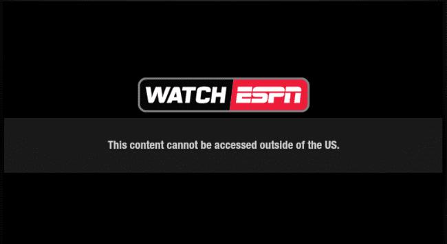 How to Watch ESPN outside the USA? - The VPN Guru