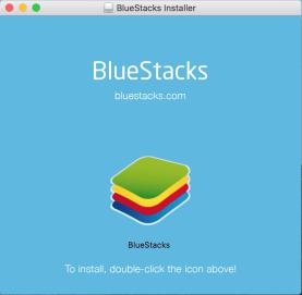 Blue Stacks Install Mac