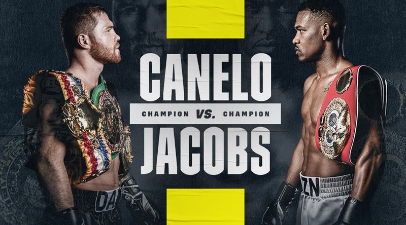 How to Watch Canelo vs. Jacobs Live Online