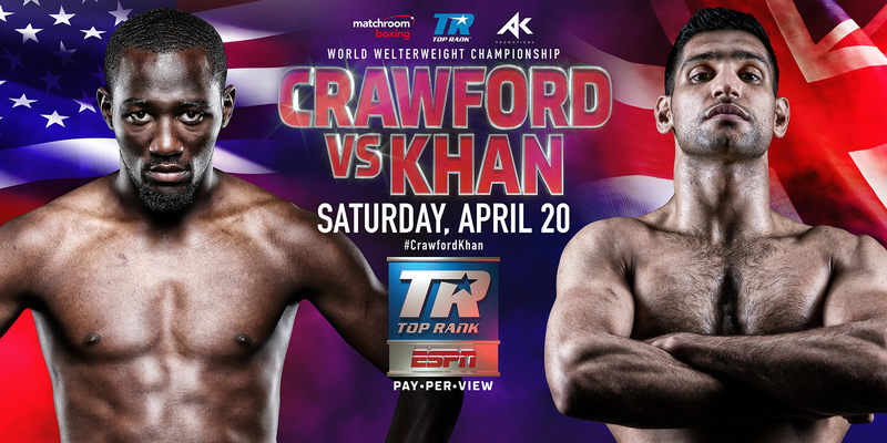 How to Watch Khan vs Crawford Live Online