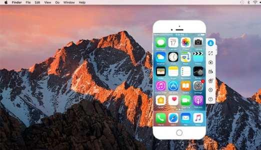 Mac Mirroring