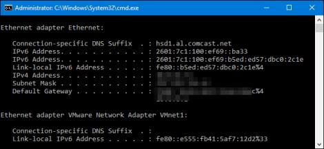 Router's IP Windows