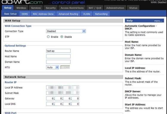 How to Configure DNS Settings on DD-WRT Routers - The VPN Guru
