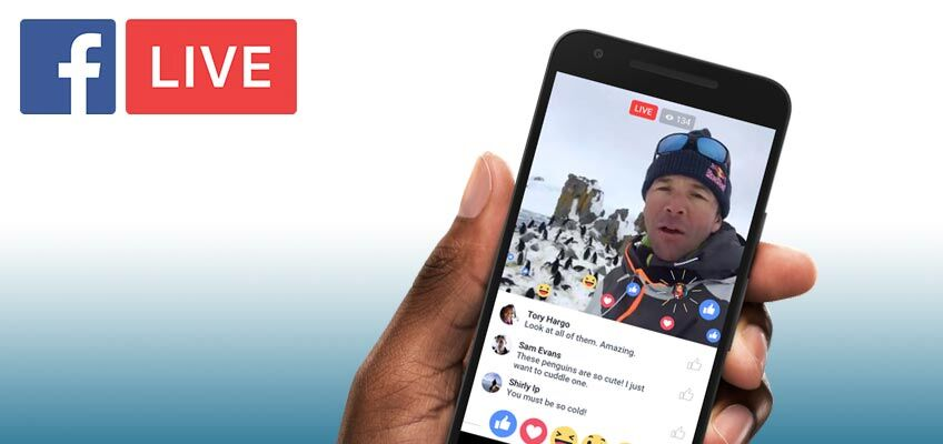 Facebook Carries out one strike policy to fight Live Stream Abuse