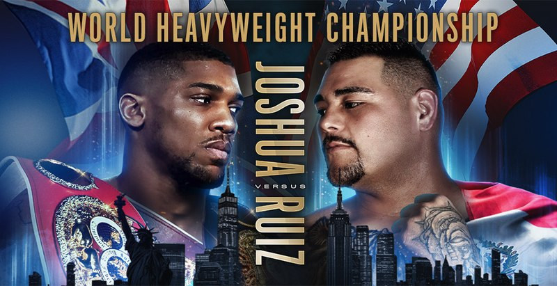 How to Watch Joshua vs. Ruiz Live Online
