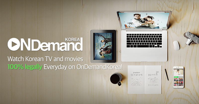 Watch OnDemandKorea Abroad with VPN or Smart DNS