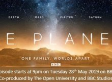 Watch BBC's The Planets from Anywhere