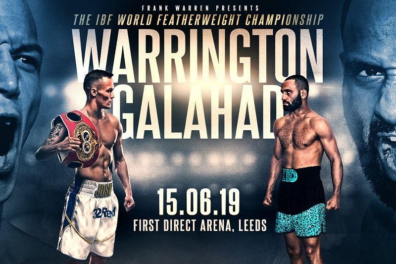How to Watch Josh Warrington vs Kid Galahad Live Online