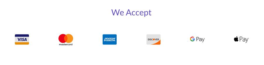 Unlocator Payment Methods
