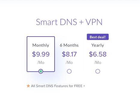 Unlocator VPN Cost
