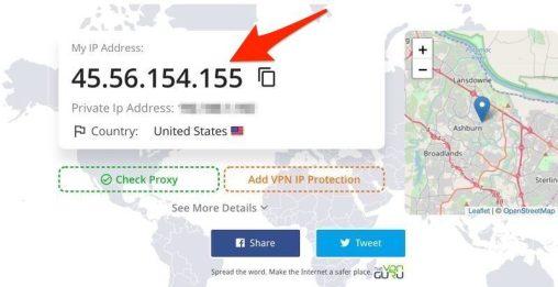 Your Public IP
