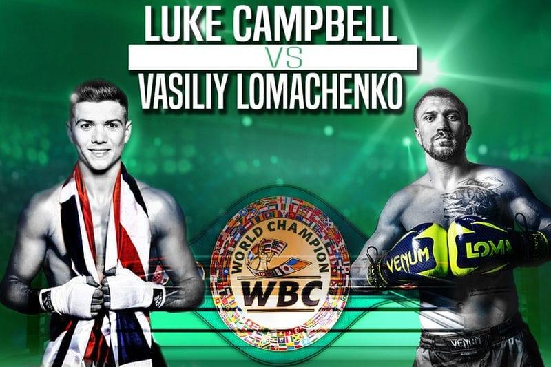 How to Watch Luke Campbell vs. Vasyl Lomachenko Live Online