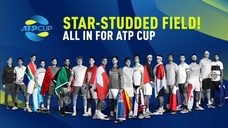 How to Watch ATP Cup 2020 Live Online
