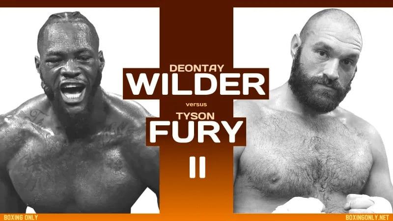 How to Watch Fury vs. Wilder 2 Live Online