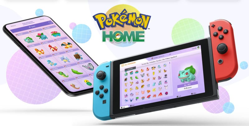 How to Download Pokemon Home Anywhere