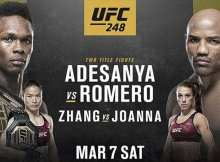 How to Watch UFC 248 Live Online