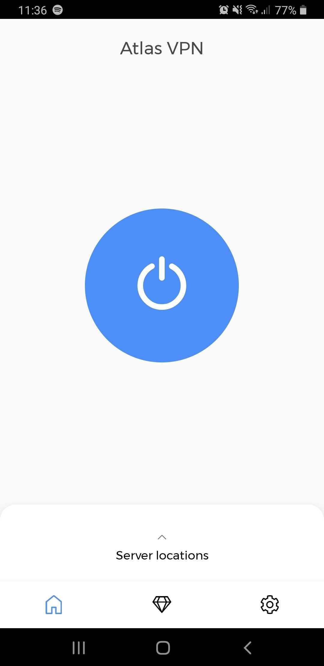 Android App Atlas 1