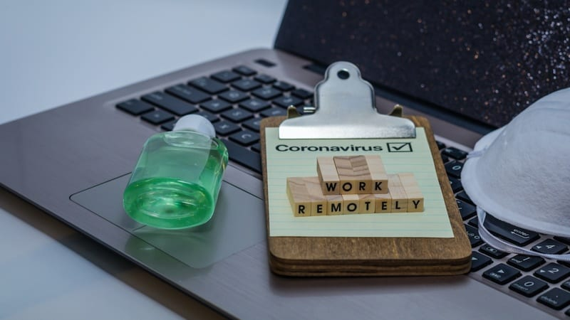 How to Secure Your Data While Working At Home during Coronavirus Spread