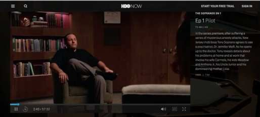 HBO Free Streaming Working