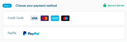 Payment Methods Hola
