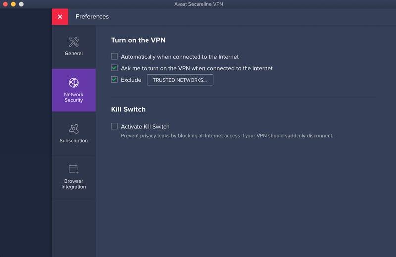 Avast Mac App 1