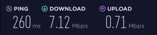Distant Server IP Vanish